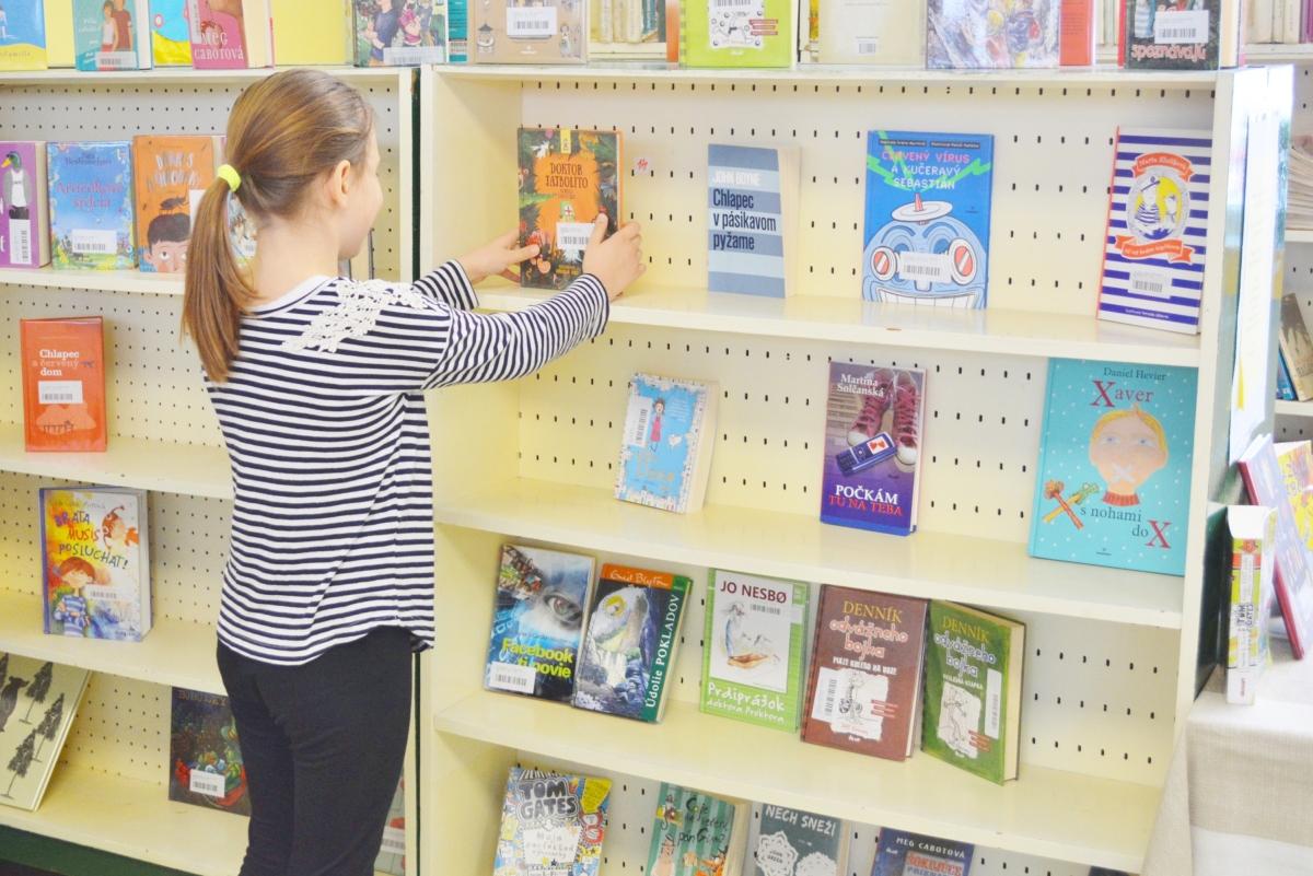 Hľadáme Knihoľubkov!