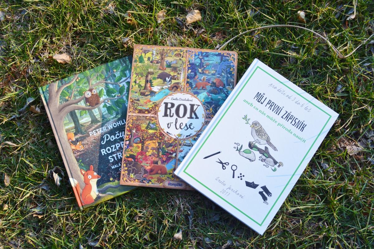 Tri knihy, s ktorými prežijete (nielen) jar s deťmi naplno!