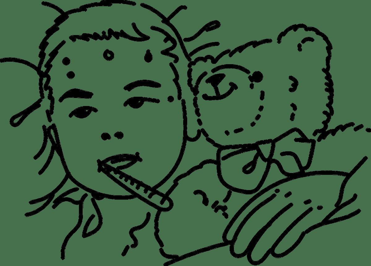 Ako zabaviť choré deti verzia 2.0